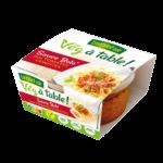 Boîte de sauce Bolognaise aux tomates confites d'Ensoleil'ade.