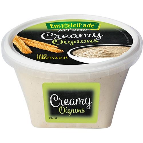 Boîte de creamy aux oignons d'Ensoleil'ade.