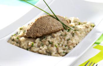 Recettes de risotto aux champignons d'Ensoleil'ade