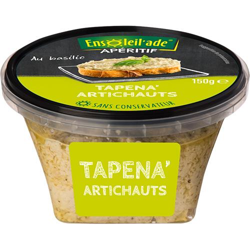 Boîte de Tapena® aux artichauts.